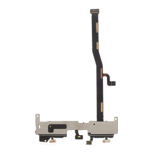 Microphone Mic and Vibration Motor Flex Cable for Oneplus One A0001 (Refurbished Disassembly)