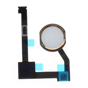 OEM Home Button Flex Cable Assembly for iPad Pro 12.9/Air 2 - Gold Color