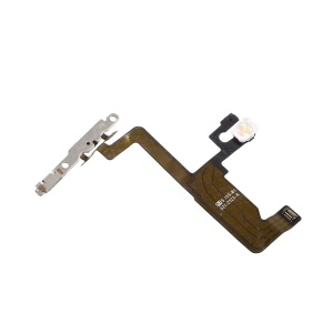 For Apple iPhone 6 4.7 Power Button Flex Cable Repair Part (OEM Disassembly)