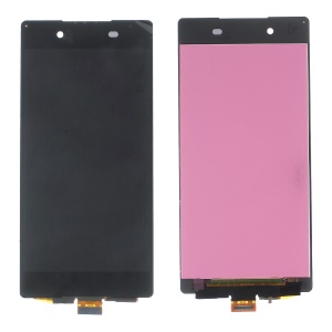 OEM LCD Screen and Digitizer Assembly Part for Sony Xperia Z3+ E6553 - Black