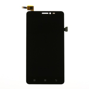 OEM Repair Part LCD Screen and Digitizer Assembly for Lenovo S850 - Black