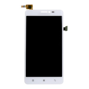 OEM Repair Part LCD Screen and Digitizer Assembly for Lenovo S850 - White