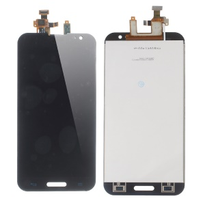 OEM for LG Optimus G Pro E980 LCD Screen and Digitizer Assembly - Black