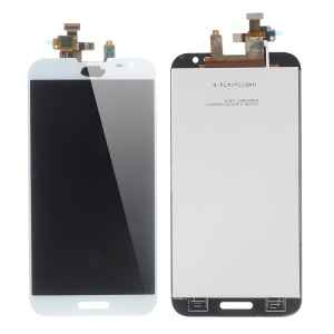OEM for LG Optimus G Pro E980 LCD Screen and Digitizer Assembly - White