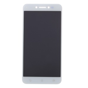 OEM LCD Screen and Digitizer Assembly Replace Part for Asus Zenfone Live ZB501KL - White