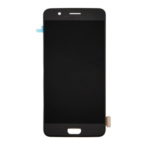 OEM LCD Screen and Digitizer Assembly for OnePlus 5 - Black
