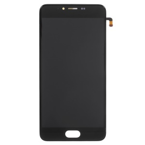 OEM LCD Screen and Digitizer Assembly + Frame for Meizu m5