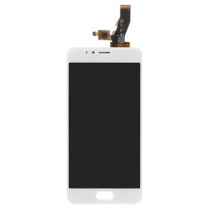 For Meizu M5s OEM LCD Screen and Digitizer Assembly Parts - White
