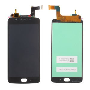 OEM LCD Screen and Digitizer Assembly for Motorola Moto G5 - Black