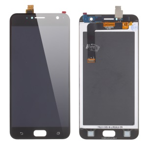For Asus Zenfone 4 Selfie ZB553KL OEM LCD Screen and Digitizer Assembly Replacement - Black