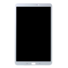 LCD Screen and Digitizer Assembly Replacement for Samsung Galaxy Tab A 10.1 (2016) T580/T585 - White