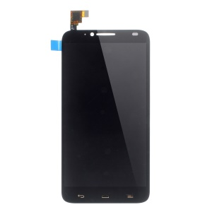 OEM LCD Screen and Digitizer Assembly for Alcatel One Touch Idol 2 OT-6037 - Black