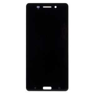 OEM LCD Screen and Digitizer Assembly Part for Nokia 6 - Black