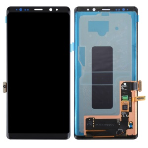 For Samsung Galaxy Note 8 N950 OEM LCD Screen and Digitizer Assembly Replacement Part - Black