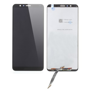 LCD Screen and Digitizer Assembly Part for Huawei Honor 7X - Black
