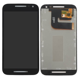 OEM LCD Screen and Digitizer Assembly for Motorola Moto G 3rd Gen XT1541 XT1543 XT1544 XT1550 XT1541 - Black