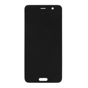 For HTC U Play OEM LCD Screen and Digitizer Assembly Replacement Part - Black