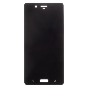 OEM LCD Screen and Digitizer Assembly Part for Nokia 8 - Black