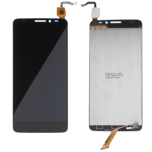 OEM LCD Screen and Digitizer Assembly Replace Part for Alcatel One Touch Idol X+ 6043D