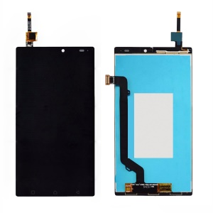 OEM LCD Screen and Digitizer Assembly for Lenovo Vibe K4 Note / X3 Lite / X3 Youth - Black