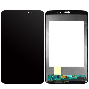 OEM LCD Screen and Digitizer Assembly for LG G Pad 8.3 V500 - Black