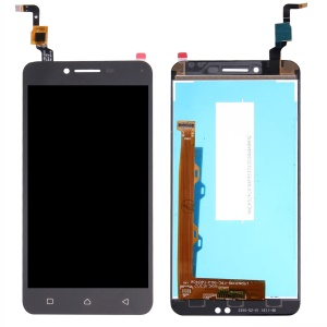 OEM LCD Screen and Digitizer Assembly for Lenovo Vibe K5 A6020 - Black