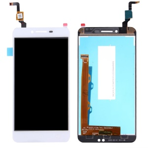 OEM LCD Screen and Digitizer Assembly Replace Part for Lenovo Vibe K5 A6020 - White