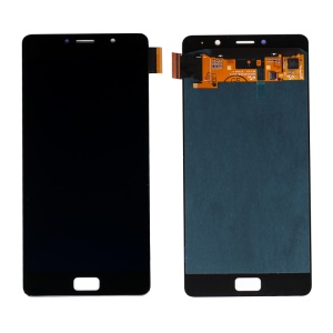 For Lenovo P2 OEM LCD Screen and Digitizer Assembly Parts - Black