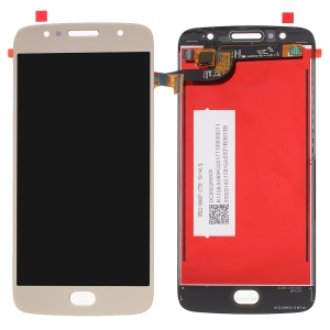 Screen and Digitizer Assembly Replace Part for Motorola Moto G5S - Gold