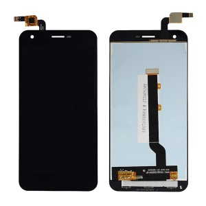 OEM LCD Screen and Digitizer Assembly Part for Vodafone Smart ultra 6 / VF995 - Black