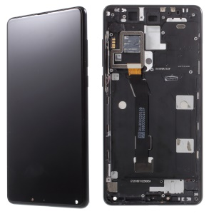 OEM LCD Screen and Digitizer Assembly + Frame for Xiaomi Mi Mix 2