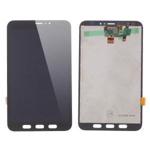 OEM LCD Screen and Digitizer Assembly Replace Part for Samsung Galaxy Tab Active 2 8.0 T395 - Black