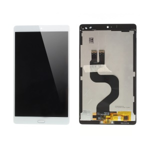OEM LCD Screen and Digitizer Assembly Replace Part for Huawei MediaPad M3 8.4 - White