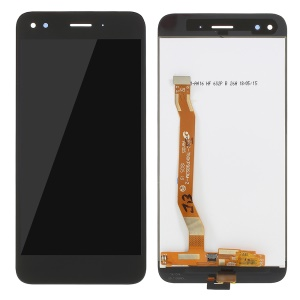 LCD Screen and Digitizer Assembly + Frame Replacement for Huawei P9 lite mini / Y6 Pro (2017) / Enjoy 7 - Black