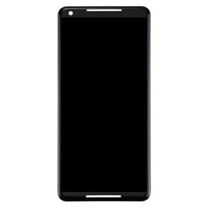 OEM for Google Pixel 2 XL / XL2 LCD Screen and Digitizer Assembly - Black