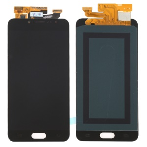 OEM LCD Screen and Digitizer Assembly Part for Samsung Galaxy C5 (2016) C5000 - Black
