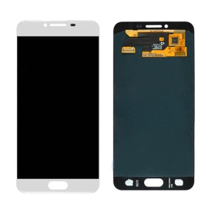 OEM LCD Screen and Digitizer Assembly Replacement for Samsung Galaxy C5 (2016) C5000 - White