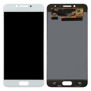 OEM LCD Screen and Digitizer Assembly Replacement for Samsung Galaxy C5 Pro (2017) C5010 - White