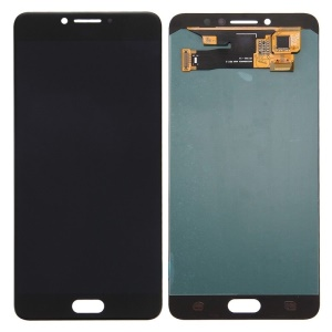 OEM Screen and Digitizer Assembly Part for Samsung Galaxy C7 Pro (2017) C7010 - Black