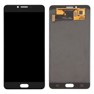 OEM LCD Screen and Digitizer Assembly Replace Part for Samsung Galaxy C9 Pro C9000 - Black
