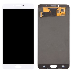 OEM LCD Screen and Digitizer Assembly Replacement for Samsung Galaxy C9 Pro C9000 - White