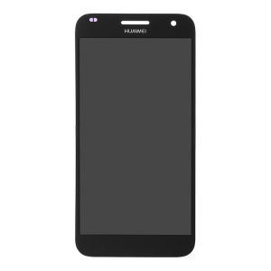 OEM LCD Screen and Digitizer Assembly for Huawei Ascend G7 - Black