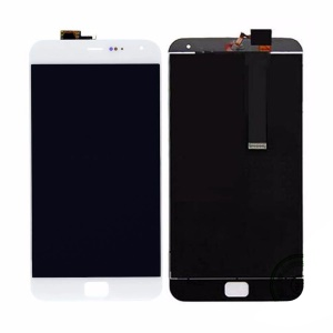 OEM LCD Screen and Digitizer Assembly for Meizu MX4 Pro - White