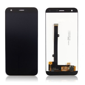 OEM LCD Screen and Digitizer Assembly Part for ZTE Blade A512 - Black