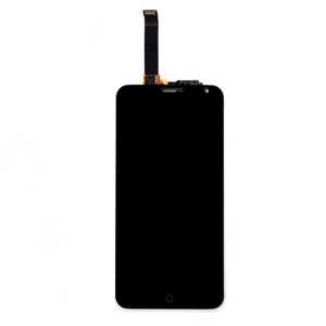OEM LCD Screen and Digitizer Assembly for Meizu MX4 - Black