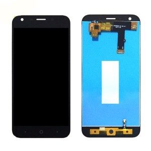 OEM LCD Screen and Digitizer Assembly Part for ZTE Blade A6 / A6 Lite - Black