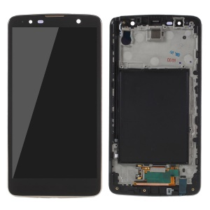 OEM LCD Screen and Digitizer Assembly for Meizu MX2 - Black