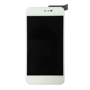 OEM LCD Screen and Digitizer Assembly for Meizu MX2 - White