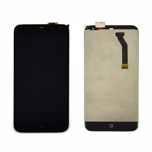 OEM LCD Screen and Digitizer Assembly for Meizu MX3 - Black