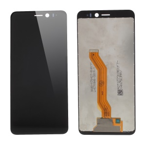 OEM LCD Screen and Digitizer Assembly Part for HTC U12 - Black